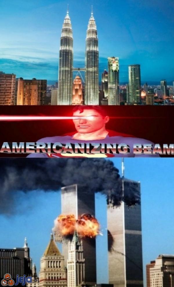 Tak to robimy w Ameryce!