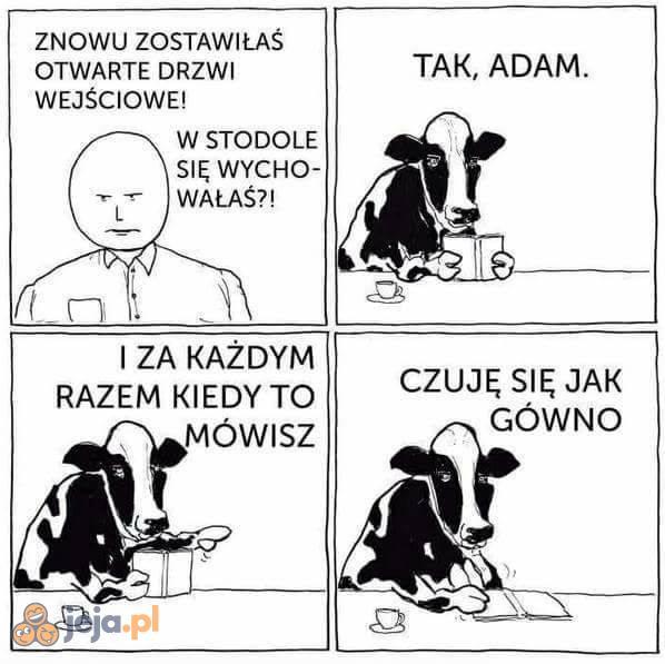 Mamy problemy, Adam