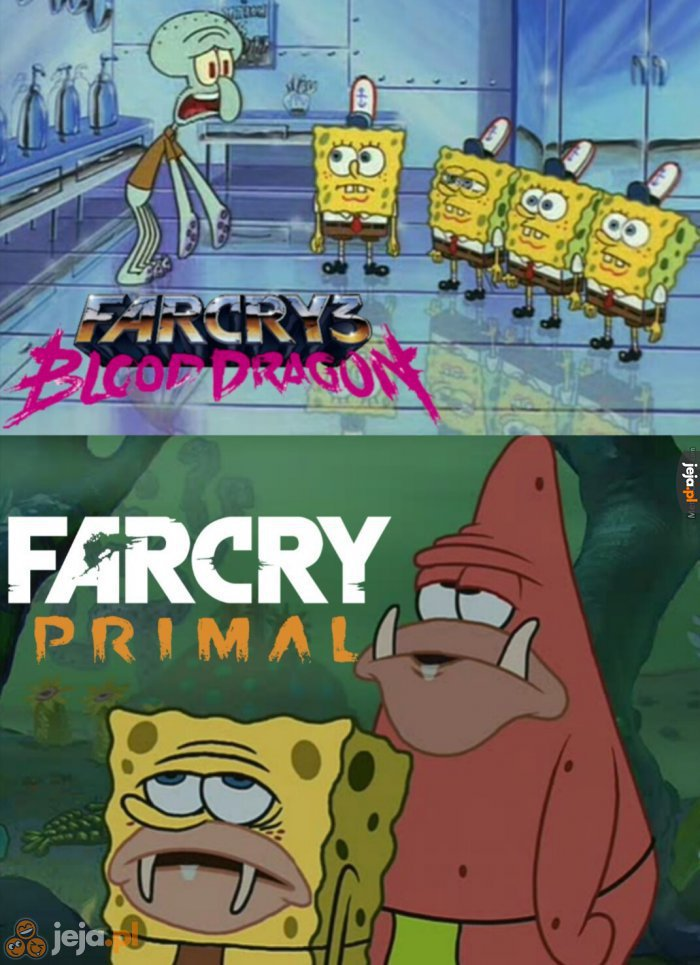 Świetna seria gier komputerowych