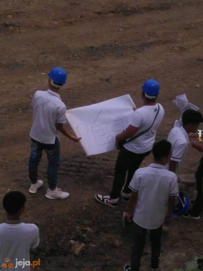 To co panowie, budujemy?