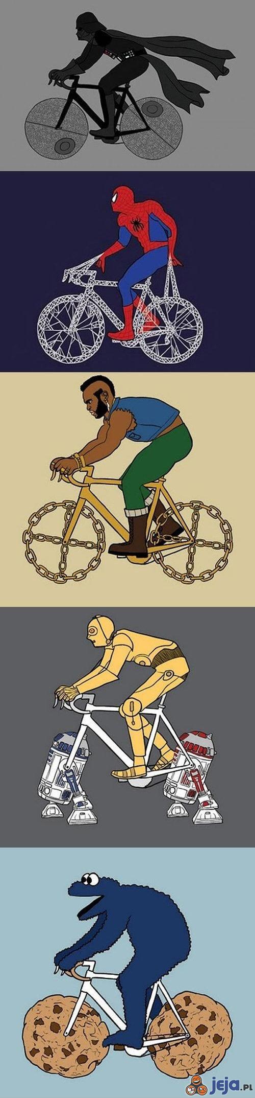 Rower dobry dla każdego