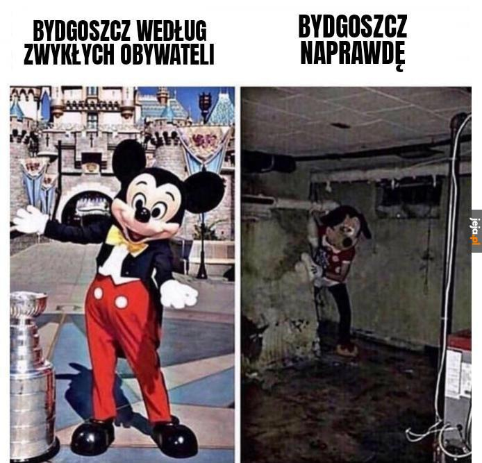 Oj ten Bydgoszcz