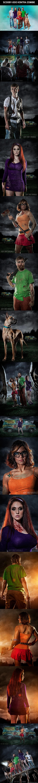 Scooby-Doo kontra zombie