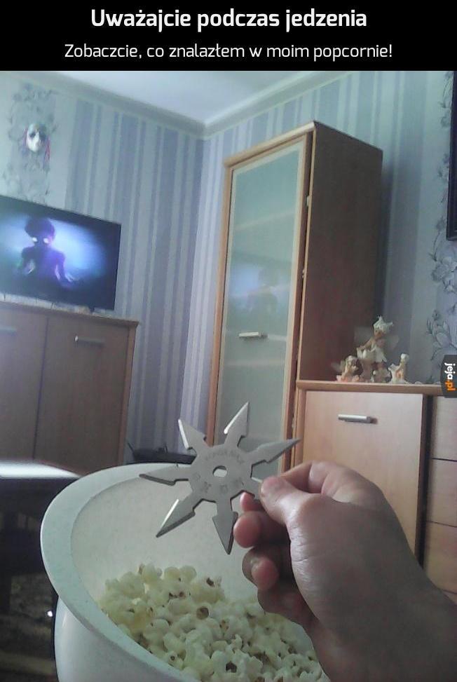Zawsze chciałem mieć shurikena
