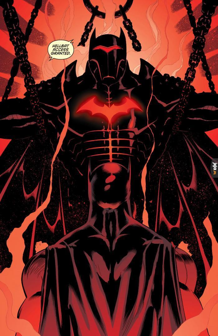 Batman tym cackiem skopie tyłki wszystkim