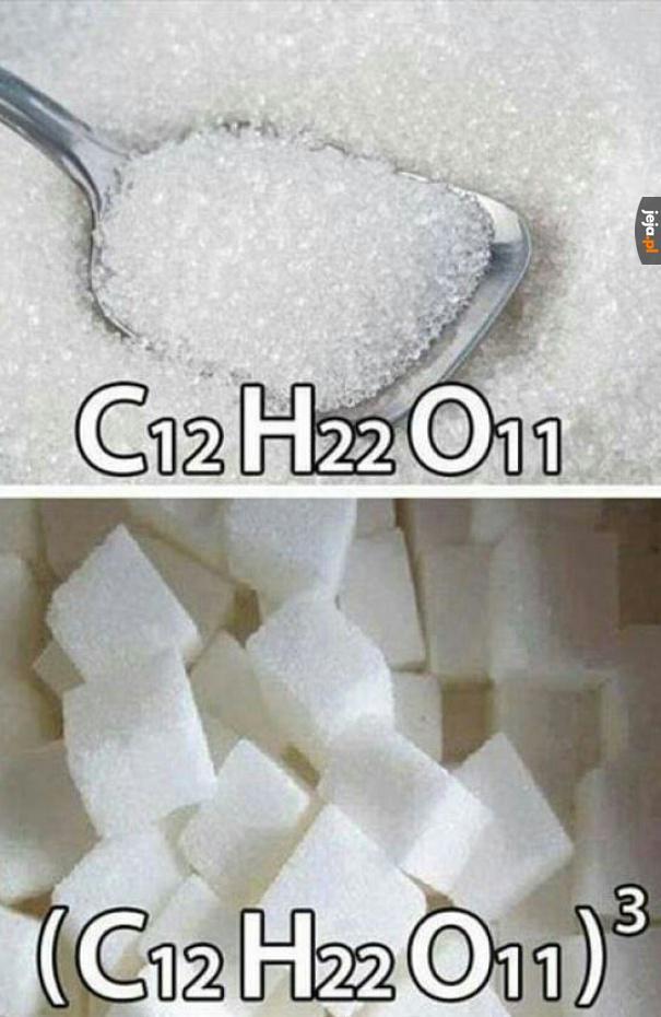 Śmieszki z cukru