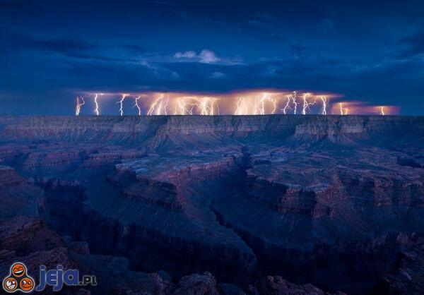 Niebezpieczna burza