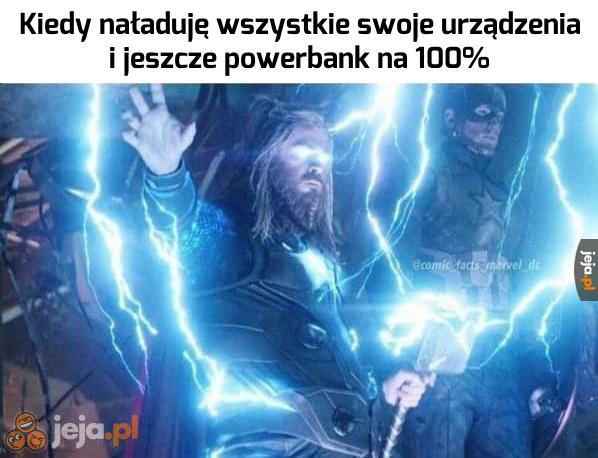 Mam tę moc!
