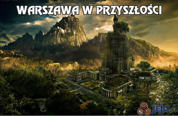 Warszawa w przyszłości