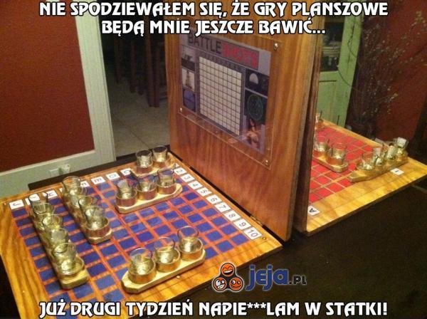 Ponadczasowe gry planszowe