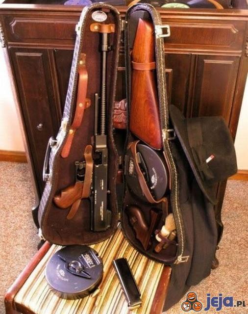 Każdy dobry instrument wymaga porządnego etui