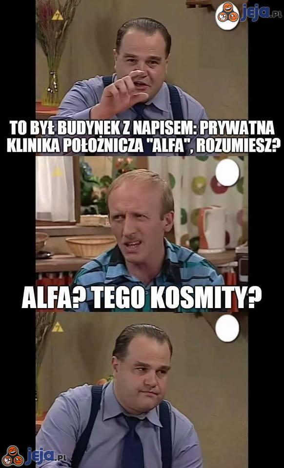 Alfa?