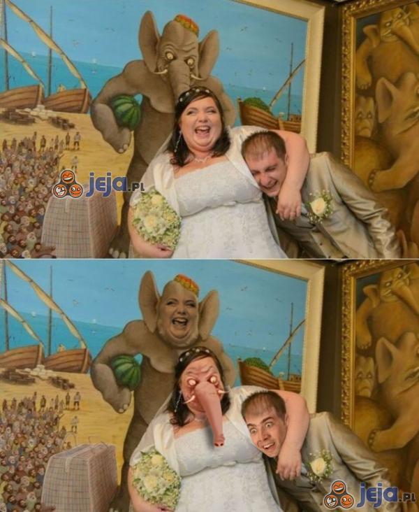 Prawdziwe oblicze nowej małżonki