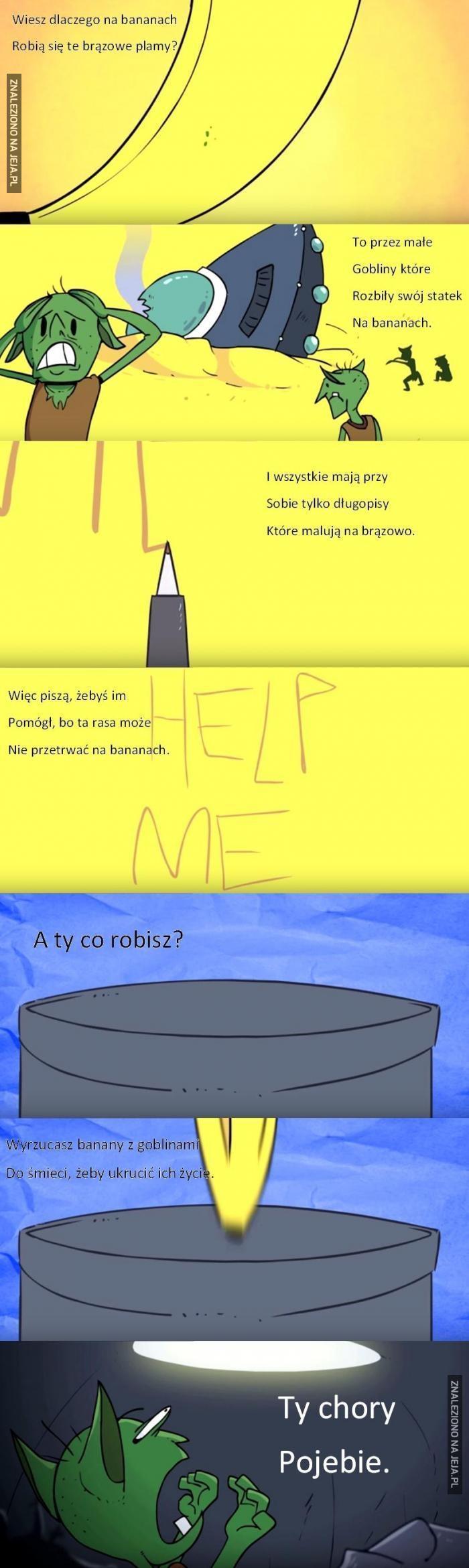 Biedne gobliny