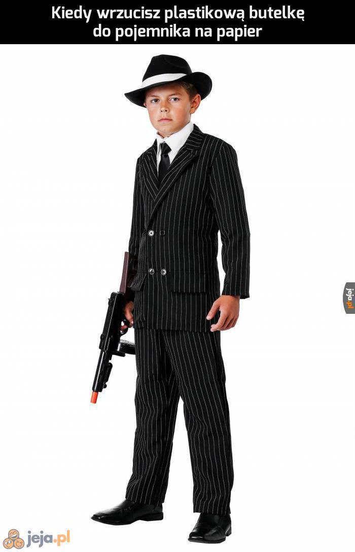 Gangster jakich mało