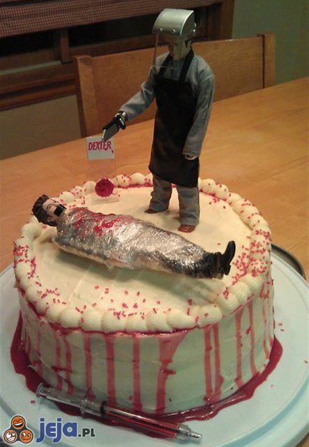 Urodzinowy tort mordercy