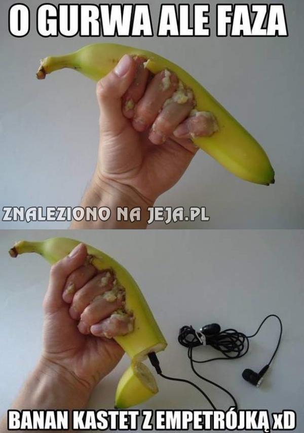 Bananowy wynalazek