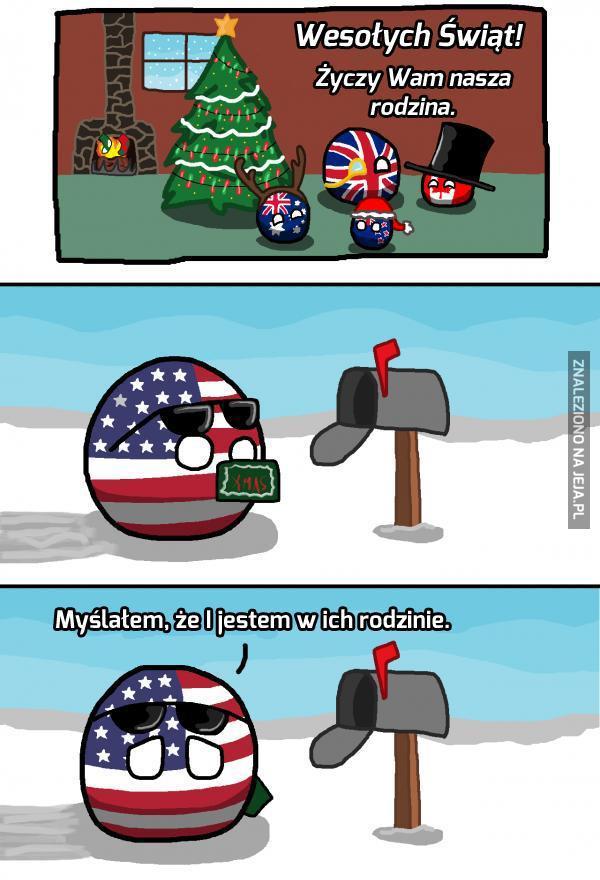 Biedna Ameryka