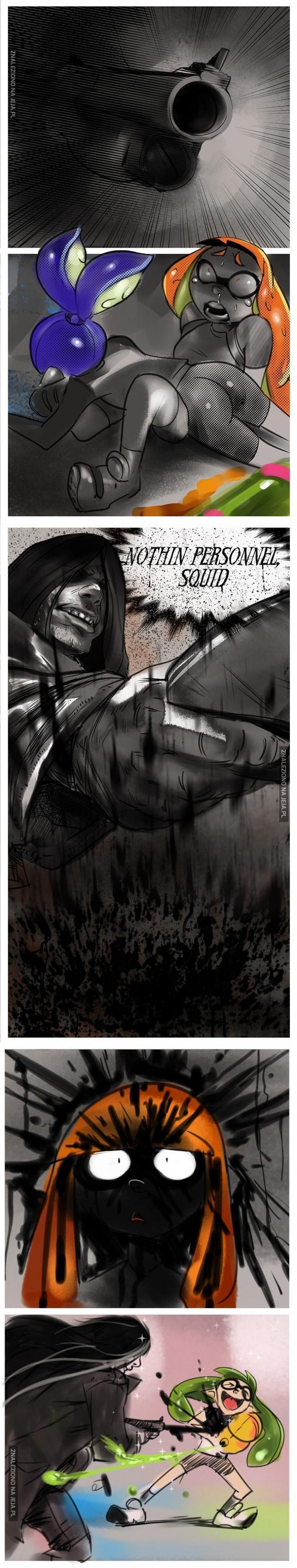 Hatred kontra Splatoon