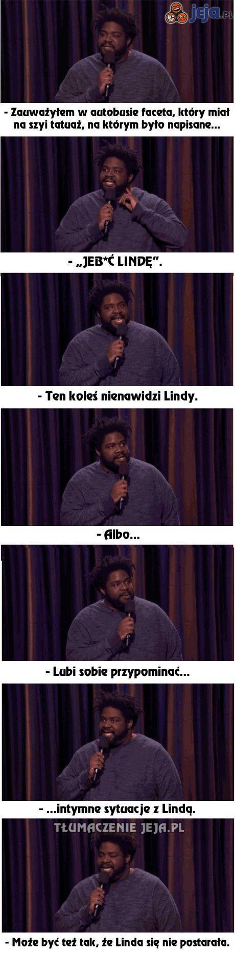 Ech, ta Linda!