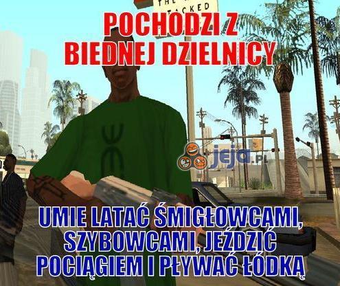 Logika GTA SA