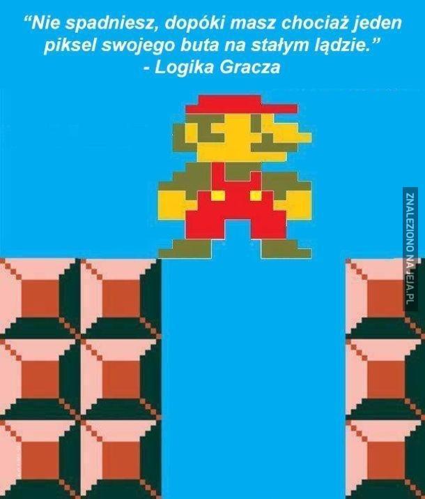 Logika Mario