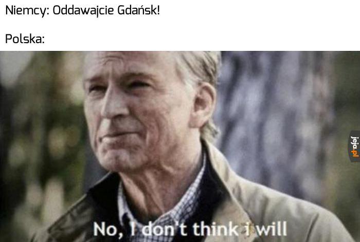 Chyba jednak nie