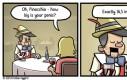 Och, Pinokio