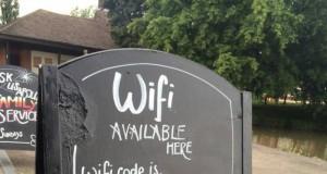 Wi-Fi? Proszę bardzo!