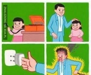 Tatuś taki pomocny