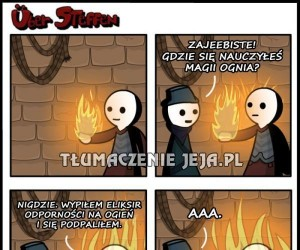 Trolling w świecie RPG
