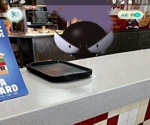 Pokemon w pracy