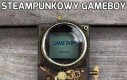 Steampunkowy Gameboy