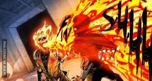Legendarny cios w wersji komiksowej