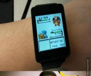 Zegarek z Pokemonami