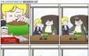 Kot Biznesmen: Tabletka odrobaczająca