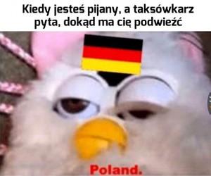 Do domu mnie wieź, do Polszy