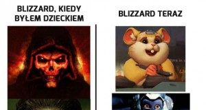 Blizzard, co z Tobą?