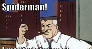 Zdjęcia Spidermana