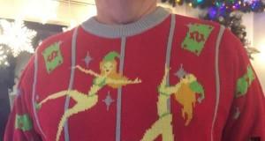 Taki tam, świąteczny sweter