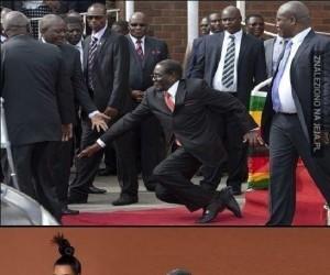Mugabe podbija Internety