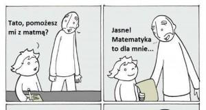 Ojciec vs Matematyka
