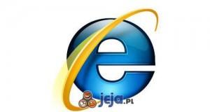 Internet Explorer, ty ogierze!