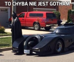 To chyba nie jest Gotham