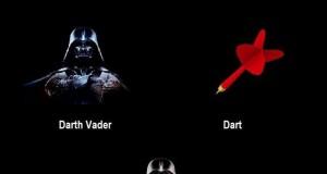 Dart(h) Vader