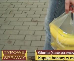 Banany z mięsnego