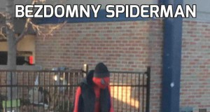 Bezdomny Spiderman