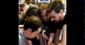Autentyczne nagranie z rzeźni