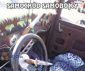 Samochód samobójcy