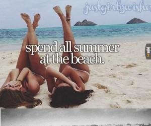 Spędzić całe lato na plaży